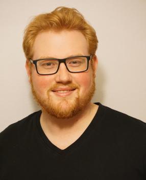 Max Hoffmann, CVJM Büro