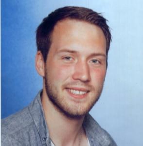 Pascal Wecker, CVJM Büro